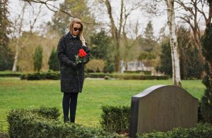 Interment of ashes