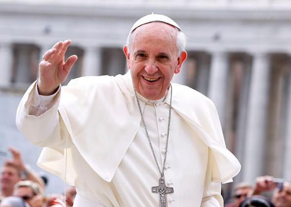 Pope Francis on cremation