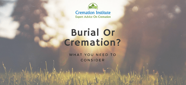 cremation burial essay In the past, funeral planning was almost entirely done with traditional burial in mind this time-honored approach to saying goodbye has long been a staple.