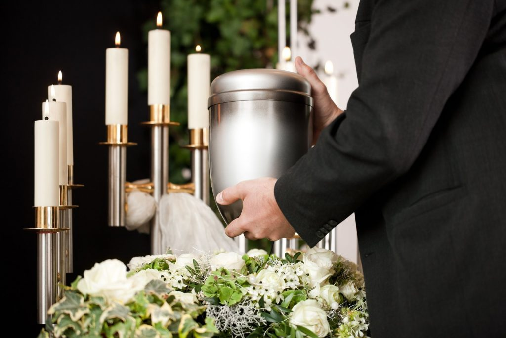 Cremation Funeral Ceremony