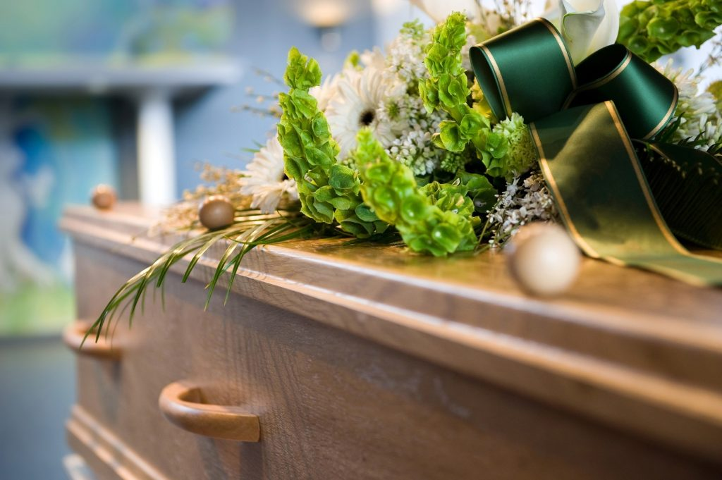 Funeral Before Cremation
