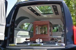 Transporting Cremains