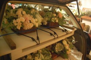 Transporting Flowers
