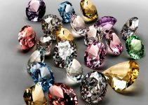 Natural Colors of Cremation Diamonds
