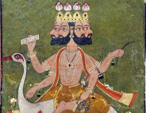 Brahma Symbol