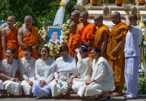 Buddhist Mourning Rituals