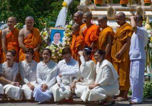 Buddhist Mourning Rituals