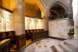 Columbarium in St. Dominic's Church San Francisco
