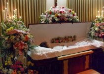 Opening Casket Viewing