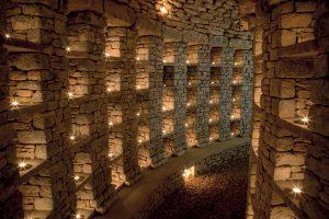 Sacred Stones Underground Columbarium