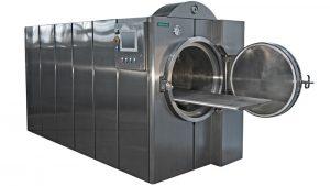 Alkaline Hydrolysis Machine