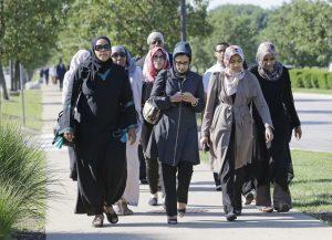 Proper Funeral Attire for Muslim Women