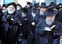 Orthodox Jewish Men
