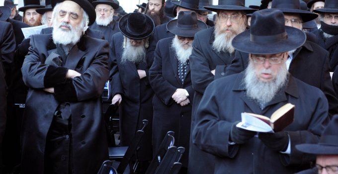 Orthodox Jewish Men