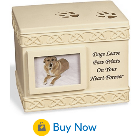 The Angelstar 5 Inch Pet Urn Is Just One Of Many Ways To Honor Your Dog S Ashes