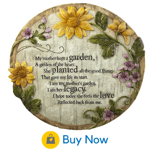 Remembrance Stones Garden 14 personalized memorial garden stones for your loved one motherhood is similar to raising beautiful flowers in a gardenas this lovely tribute will attest workwithnaturefo