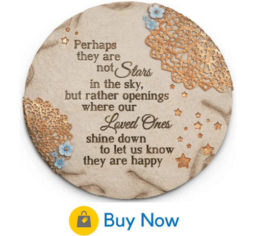 14 personalized memorial garden stones for your loved one pavilion light your way memorial garden stone workwithnaturefo