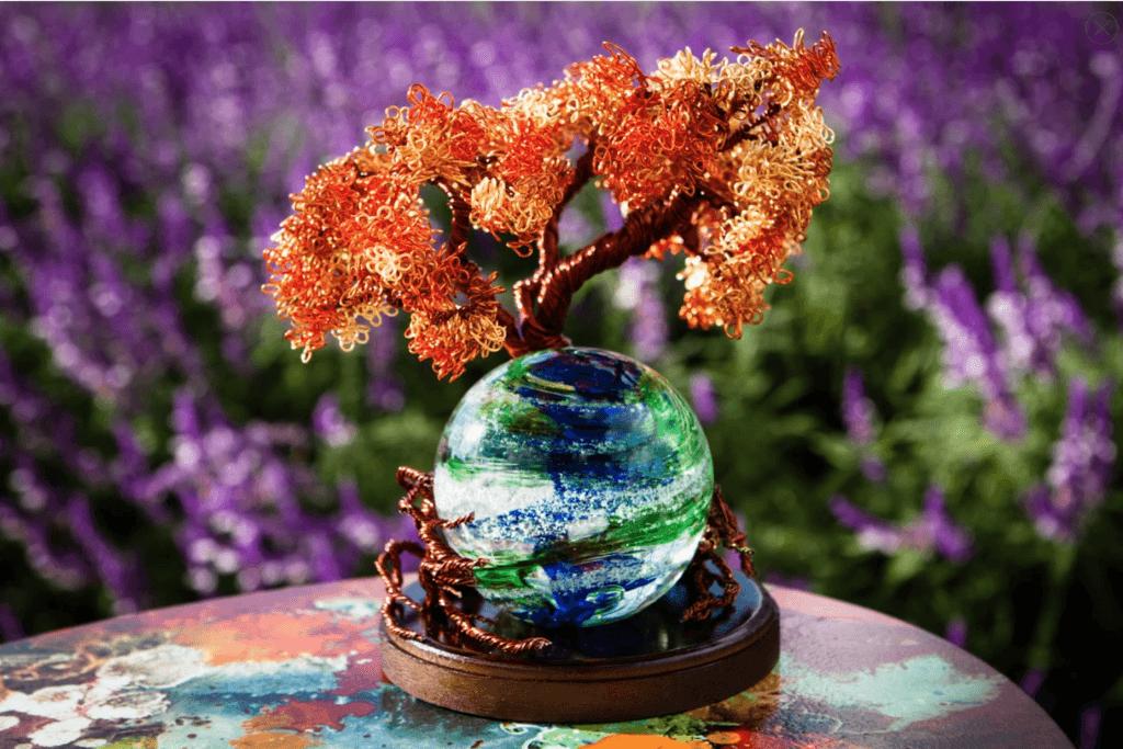 AUTUMN SUNSHINE TREE OF LIFE