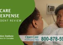 Open Care Seniors Final Expense Review