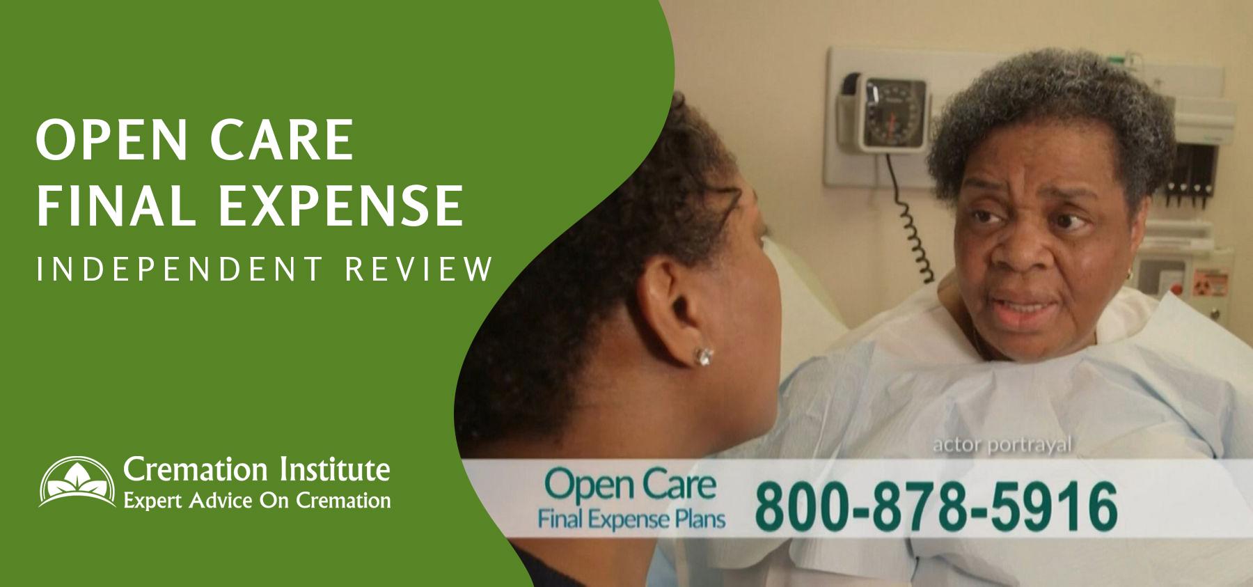 Open Care Seniors Final Expense Plans 2020 Review